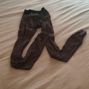Spanx (Size B) reversible pantyhose